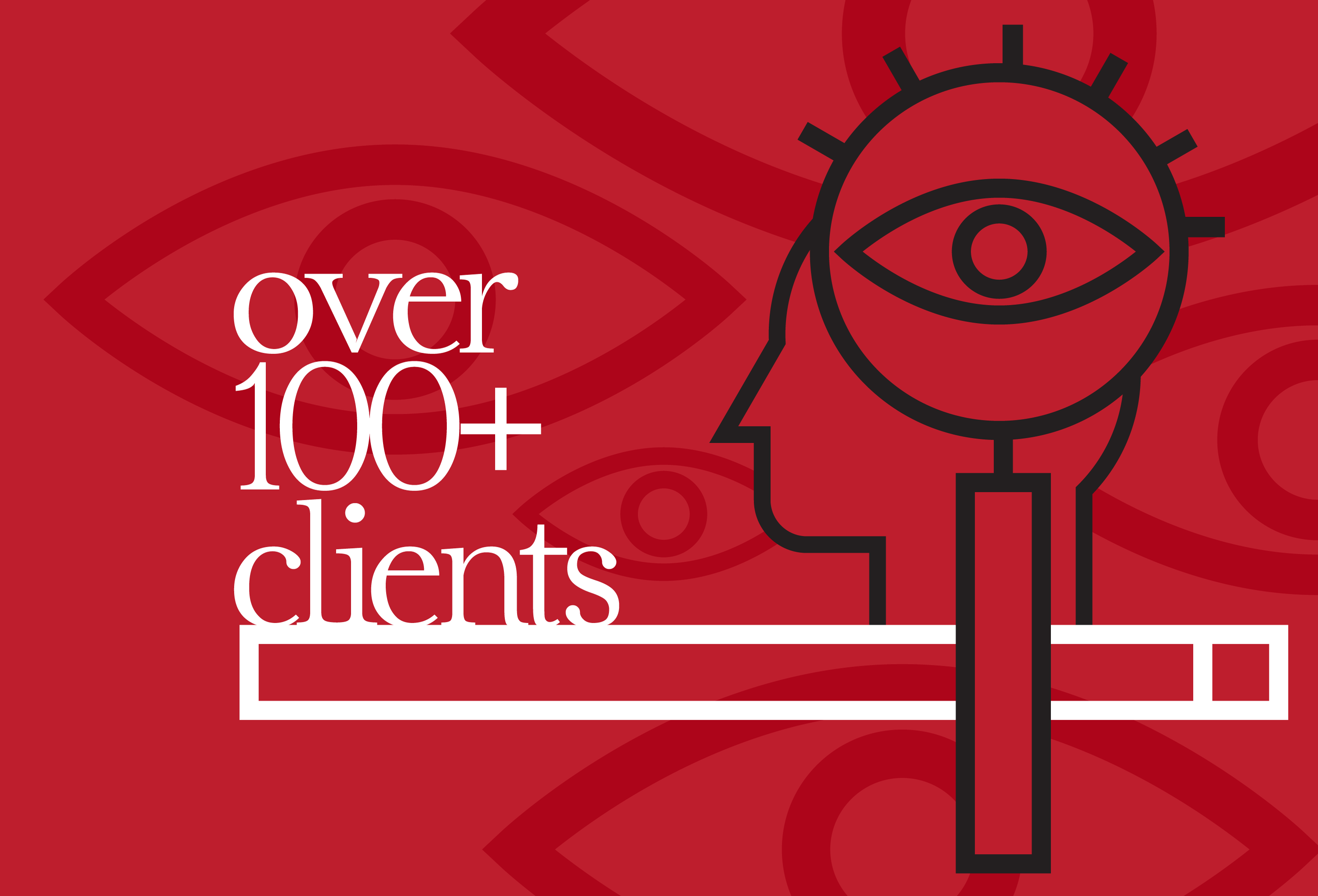 Autumn has worked with Over 100+ Clients
